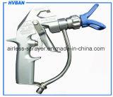 El aluminio y el cobre Pistola de pulverización con el CE