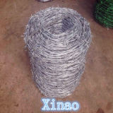 Alta calidad trenzado del alambre de púas (XA-BW001)