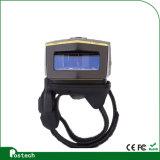 Radio minúscula usable 2.a del explorador del código de barras del dedo/del anillo mini--Fs02