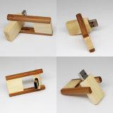 Best-Selling Roterende Houten Aandrijving van de Flits USB