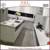 Cabinetry moderno della cucina dell'armadio da cucina e della famiglia della lacca di lucentezza della mobilia