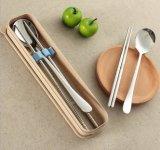 Cutlery нержавеющей стали Tableware туризма верхнего качества