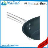 焦げ付き防止のコーティングが付いている非棒の熱伝導のコンバインサンドイッチ底フライパン