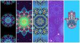 De Hitte Sumblimation van de Mat van de Yoga van Ihoney drukte Uniek Ontwerp af
