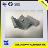 Perfis da liga de alumínio da alta qualidade para o suporte de sustentação Photovoltaic com perfuração