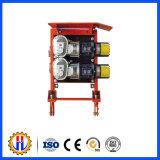 Apparaat van het Hijstoestel van de bouw het Extra deel-Drijvend, Reductiemiddel, Motor