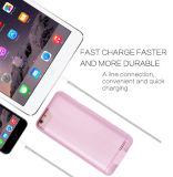 Cas ultra-mince de pouvoir de recul de batterie 5000mAh pour l'iPhone 6/6p/7/7p