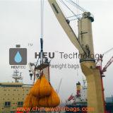 De Zakken van het Gewicht van het Water van de Test van de Lading van de kraan/de Gevulde Zakken van het Gewicht voor Verkoop