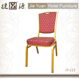 Neuer Entwurfs-Aluminiumhotel-Sitzungs-Konferenz-Stuhl (JY-L13)