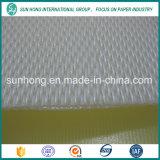 Telas de secagem da lama da máquina de papel