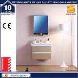 Мебель шкафа ванной комнаты MDF самомоднейшего способа мягкая заключительный