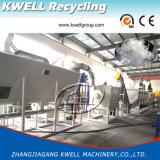 PE pp Machine van het Recycling van het Afval de de Plastic/Lijn van de Was van de Film