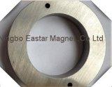 大きいサイズのモーターのための常置リングのネオジムの磁石