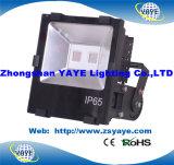Yaye 18 bestes Verkaufs-Qualitäts-konkurrenzfähiger Preis PFEILER 100With120With140With160With180With200W LED Flut-Licht mit Meanwell Fahrer u. Bridgelux Chips u. Garantie 3 Jahre