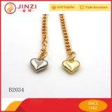 Piezas pequeñas de metal de encargo del bolso de los ornamentos en China