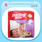 de la promoción pañal saludable impreso de Babay del bebé del modelo encantador del conejo