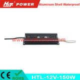 PWM 기능 (HTL Serires)를 가진 12V150W 알루미늄 방수 LED 운전사