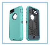 STAUB-Verteidigung-Schoner-Fall-Deckel des Handy-drei Antifür das iPhone 7 Plus