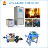 Middelgrote het Verwarmen van de Inductie van de Frequentie Machine (mf-500KW) voor het Smelten van het Roestvrij staal