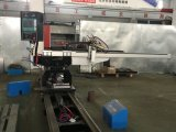Kleine CNC van de Brug van de Grootte Draagbare Scherpe Machine znc-2300 van het Plasma