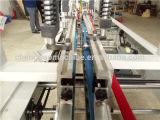 Пластмасса горячего сбывания Chenghao автоматическая складывая и клея машину