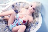 muñeca realista del amor de la pequeña del pecho del 125cm muñeca del sexo para el varón