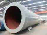 Shell para el horno rotatorio / Molino de Bolas / secadora / enfriador de Mina / Planta del cemento Industria / Fertilizantes