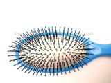 고무 패드 및 나일론 Pin를 가진 타원형 머리 브러쉬
