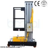 Einzelner Mast-Luftarbeit-Plattform-Aufzug (maximale Plattform-Höhe 10m)