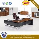 安い価格L形の事務机(HX-5N014)