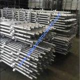 Safe SGS Approved Steel Kwikstage Échafaudage pour la construction