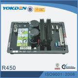 Regulador R450 do AVR do gerador