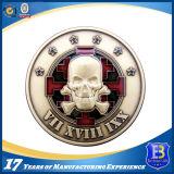 Монетка возможности сувенира с мягкой эмалью