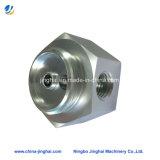 CNC 물 장비를 위한 기계로 가공 알루미늄 티 합동