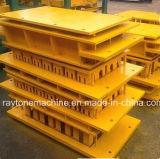 Machine creuse complètement automatique de bloc de Qt12-15D à vendre le bloc concret faisant la machine