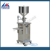 Halb-Selbsttemperatur-Sahne-wesentliche flüssige Füllmaschine
