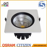 Diodo emissor de luz Recessed Downlight