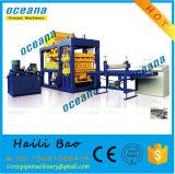 Hydraulische Presse-vollautomatischer Kleber-konkreter Ziegelstein-Block, der Maschine herstellt