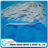 Nichtgewebtes Schutzkappen-breit Wegwerfdoppelt-elastisches Gummiband für Schuh-Deckel