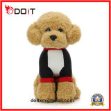 En71 Dierlijke Speelgoed van de Pluche van het Speelgoed van de Hond van ASTM F963 het Zachte