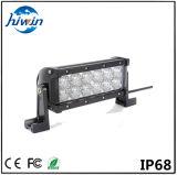 """7.3 """" mini indicatore luminoso chiaro del camion di alta qualità di riga LED della barra 36W del LED doppio"""