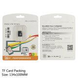 Cartão de memória do OEM micro capacidade total do cartão 4GB C4 100% do SD (MT-002)