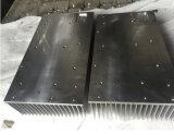 анодированные 6063t5 серебряные Heatsink/радиатор штрангя-прессовани CNC алюминиевые