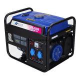 precio portable del generador del dínamo de la gasolina 220V50Hz/1kVA