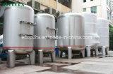 Abastecimento de água bebendo da osmose reversa