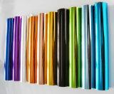 1.28m*180mの革か壁紙のアルミホイルの熱い押すフィルム