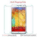 protezione di vetro dello schermo 2.5D per la nota 4 di Samsung
