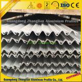 Profil en aluminium anodisé personnalisé d'extrusion de cuisine pour le traitement de Modules de cuisine