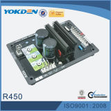 Regulador R450 do AVR do gerador