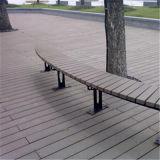 정원 (125 *25mm)를 위한 WPC Decking를 설치하게 쉬운